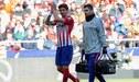 Atlético Madrid perdió a Savic por lesión hasta febrero