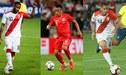 Jefferson Farfán, Christian Cueva y Cristian Benavente conformarán la ofensiva en los amistosos