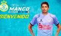 ¡Es oficial! Reimond Manco es nuevo futbolista de Real Garcilaso