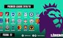 Premier League: Así quedó la tabla de posiciones tras la jornada 22