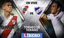 River Plate vs Nacional EN VIVO por el Torneo de Verano