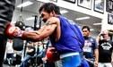 "Manny Pacquiao afirma que sigue teniendo su ""instinto asesino"""