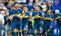 Boca Juniors: Nahitan Nández y Pablo Pérez con un pie afuera del club