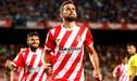 Barcelona tiene en la mira a Christian Stuani para que se asocie a Luis Suárez y Lionel Messi
