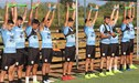 Sudamericano Sub-20 Chile: El intenso entrenamiento de Uruguay antes del debut ante Perú [VIDEO]