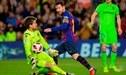 Con un Messi imparable, Barcelona avanzó a cuartos de la Copa del Rey