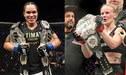 """UFC: Amanda Nunes le dice """"no"""" a la revancha con Cyborg y planea ir por el cinturón de Valentina Shevchenko"""