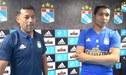 Sporting Cristal: Cristian le reveló a Roberto Palacios la razón por la que le dicen 'Chorri' [VIDEO]