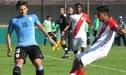 Perú debuta en el Sudamericano Sub 20 contra Uruguay