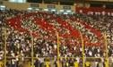 ¡Lleno 'Monumental'! Universitario de Deportes confirma que se agotaron todas las entradas para la Noche Crema