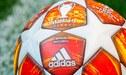 Se reveló el balón que se utilizará en la final de la UEFA Champions League