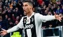 Cristiano Ronaldo recibió gran reconocimiento por parte de la Juventus [VIDEO]
