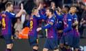 Barcelona 0-0 Leganés EN VIVO partido por Liga Santander