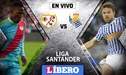 EN VIVO | Rayo Vallecano vs Real Sociedad con Luis Advíncula: vencen los locales 2-1 por la Liga Santander