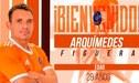 Arquímedes Figuera jugará la Copa Libertadores con Deportivo La Guaira