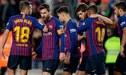 Barcelona venció 3-1 al Leganés con golazo de Lionel Messi [RESUMEN Y VIDEO]
