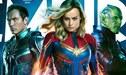 """""""Capitana Marvel"""": nuevas imágenes muestran de cerca a los Skrulls [FOTOS]"""