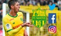 FC Nantes cambia foto de perfil en redes sociales en honor a Emiliano Sala [FOTOS]