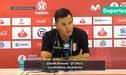 "Daniel Ahmed sobre la derrota de Perú Sub-20: ""El sueño (de ir al Mundial) sigue intacto"" [VIDEO]"
