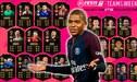 ¡MBAPPÉ ROJO! Conoce el 'Equipo de la Semana 19' en el FIFA 19 [FOTO]