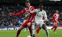 Real Madrid venció 4-2 al Girona por los cuartos de final de la Copa del Rey [RESUMEN Y GOLES]