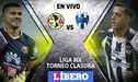 America perdió 3 a 2 contra Monterrey EN VIVO por la jornada 4 del Torneo Clausura de la Liga Mx