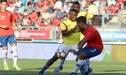 ¡EN LA ÚLTIMA JUGADA! Colombia ganó 1-0 a Chile sobre el final y lo eliminó del Sudamericano Sub-20 [RESUMEN Y GOL]
