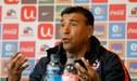 Hector Robles dejó de ser técnico de Chile tras caer eliminado del Sudamericano Sub-20 [VIDEO]