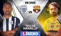 Barcelona SC vs Alianza Lima EN VIVO por la 'Noche Amarilla' [GUÍA TV]