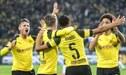 Borussia Dortmund choca con Hannover por la fecha 19 de la Bundesliga