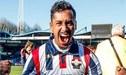 Renato Tapia jugó los noventa minutos en la victoria de Willem II [VIDEO]