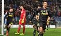 ¡Imbatible! Juventus le volteó el partido a la Lazio y ganó 2-1 por la Serie A [RESUMEN Y GOLES]