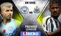 Manchester City vs Newcastle EN VIVO: 'Ciudadanos' ganan 1-0 en la Premier League