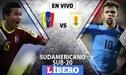 Venezuela vs Uruguay EN VIVO por la primera fecha del Hexagonal final del Sudamericano Sub-20 Chile 2019