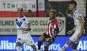 Vélez, sin Luis Abram, venció 2-1 a Estudiantes en la Superliga Argentina [RESUMEN Y GOLES]