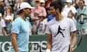 """Rafael Nadal llena de elogios a Novak Djokovic: """"Juega a un nivel increíble"""""""