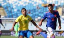 Brasil y Colombia empataron 0-0 por la primera fecha del hexagonal final del Sudamericano Sub-20 [RESUMEN]