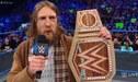 WWE Smackdown: Daniel Bryan cambió el título clásico por uno orgánico