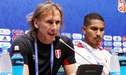 Ricardo Gareca confía en la recuperación de Paolo Guerrero para tenerlo en la Copa América
