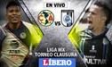 América vs Quéretaro EN VIVO por la jornada 5 del Torneo Clausura de la Liga Mx