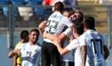 Argentina venció 1-0 a Colombia por la fecha 2 del hexagonal final del Sudamericano Sub 20 [RESUMEN Y GOL]