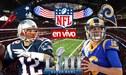 Super Bowl 2019   Patriots vs. Rams VER EN VIVO ONLINE: fecha, día, horarios, tráiler de Avengers: Endgame y canales de la final de la NFL