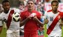 Selección Peruana tendrá un tridente de temer con Jefferson Farfán, Paolo Guerrero y André Carrillo