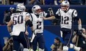 Los Patriotas de Tom Brady conquistaron el Super Bowl 2019 tras vencer 13-3 a Rams [VIDEO]