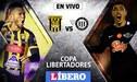The Strongest vs Libertad EN VIVO empatan 0-0 por la segunda fase de la Copa Libertadores