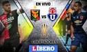 FBC Melgar vs U de Chile EN VIVO: partido de ida de la segunda fase de la Copa Libertadores