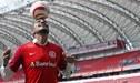 Llegó el día: Paolo Guerrero se integra a los entrenamientos del Inter de Porto Alegre