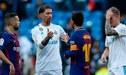 """Barcelona vs. Real Madrid: los duelos a doble partido de la última década entre """"culés"""" y """"merengues"""""""