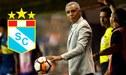 Sporting Cristal: Las hechos que precipitaron la repentina salida de Alexis Mendoza