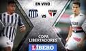 Talleres vs Sao Paulo EN VIVO con Miguel Araujo en la banca empatan 0-0 por la Copa Libertadores